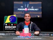 Fábio Sousa - Campeão Main Event - BSOP Recife