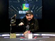 Ângelo Neto - Campeão do Main Event BSOP SP
