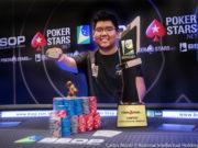 Rodolfo Tanaka - Campeão Main Event - BSOP100