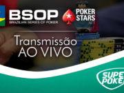 Transmissão ao vivo BSOP Brasília