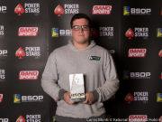 Brunno Botteon - Campeão 6-Handed Turbo Knockout - BSOP Brasília