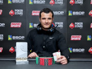 Rafael Garcia campeão do 6-handed do BSOP Natal