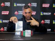Pedro Todorovic campeão do 4 Blinds do BSOP Floripa