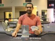 José Arenstein campeão do 8-Game do BSOP Floripa