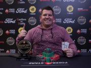 Alan Poletto campeão do 6-handed Turbo Knockout do BSOP Millions