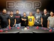 Mesa Final - Main Event BSOP Iguazu