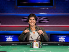 Lara Eisenberg conquistou o primeiro bracelete na WSOP