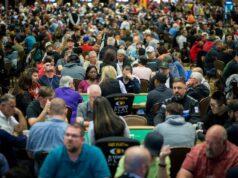"""O famoso """"migué"""" para encontrar a mesa é punido na WSOP"""