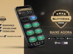 App Suprema Poker foi criado pensando especialmente no público brasileiro