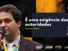 Devanir Campos falou sobre vacinação e BSOP no Pokercast