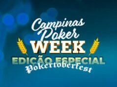 H2 Club Campinas recebe Main Event do Campinas Poker Week nesta sexta (22)
