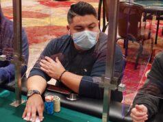 Igor Pinheiro passou bem em fichas na WSOP