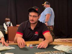Tulio Mizuta está com 100% de aproveitamento na WSOP por enquanto