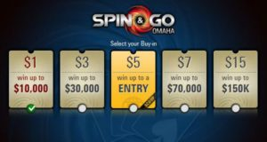 Spin and Go Omaha