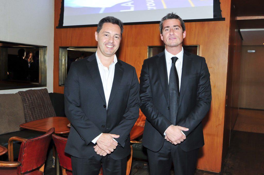 Fabian Giame e Sebastian Trufello do Enjoy Conrad Punta del Este
