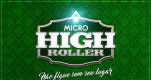 High Roller do Micro Milionário - Brasil Poker Live