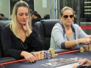 Ligia Mansur e Milena Magrini no SP Challenge