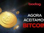 Bodog permite depósito por Bitcoin