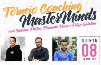 Torneio Coaching do MasterMinds 8