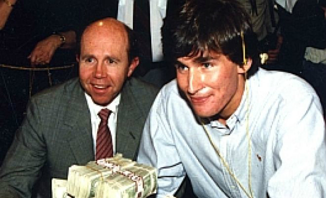 Jack Binion e Phil Hellmuth
