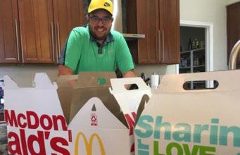 Mike Noori e a aposta do McDonald's