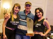 Julio Palma, campeão da 4ª etapa Cataratas Poker Tour