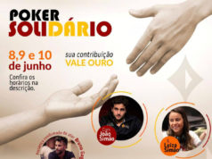 Poker Solidário Instituto Love