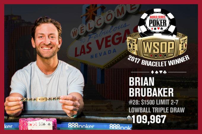 Brian Brubaker (Evento #28)