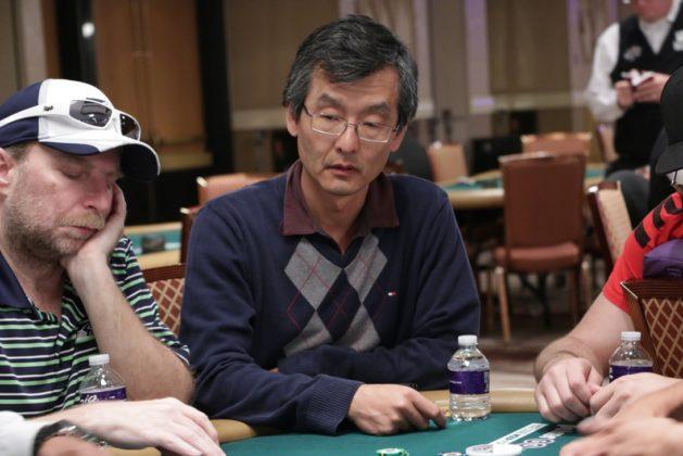 Ricardo Nakamura - Evento 39 - WSOP