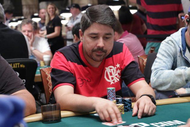 Marcos Antunes - Evento 39 - WSOP