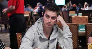 Leandro Silva - Evento 37 - WSOP