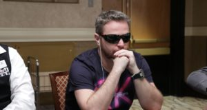 Rodrigo Garrido - Evento 43 - WSOP