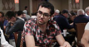 Rafael Moraes - Evento 45 - WSOP