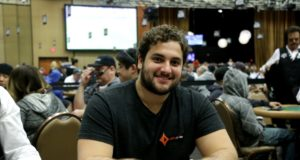 João Simão - Evento 50 - WSOP