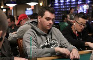 Caio Hey - Evento 52 - WSOP