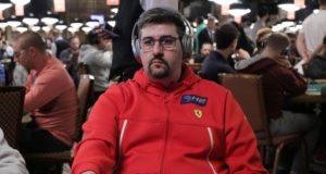 Fernando Grow - Evento 54 - WSOP