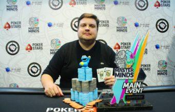 Anderson Kubicke - Campeão MasterMinds 8 Curitiba