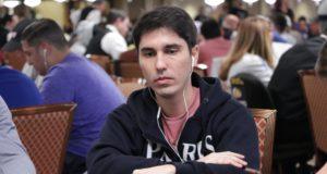 Guilherme Chenaud - Evento 5 - WSOP