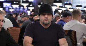 Fred Dabus - Evento 12 - WSOP