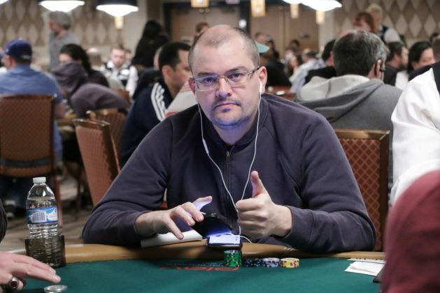 Rafael Caiaffa - Evento 14 - WSOP