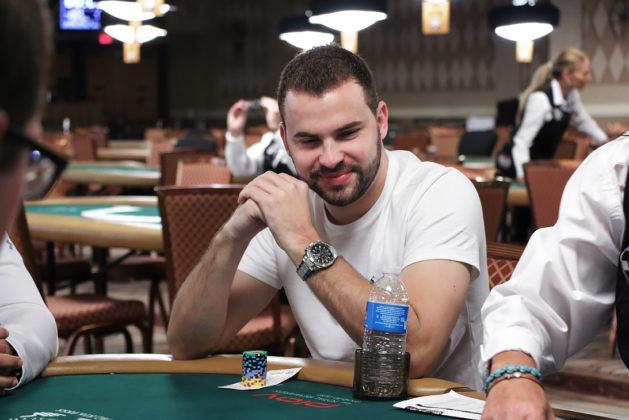Renan Bruschi - Evento 14 - WSOP