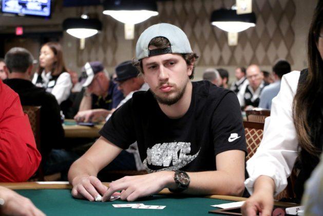 Matheus Zilberknop - Evento 14 - WSOP