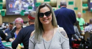 Carol Dupre - Evento 23 - WSOP