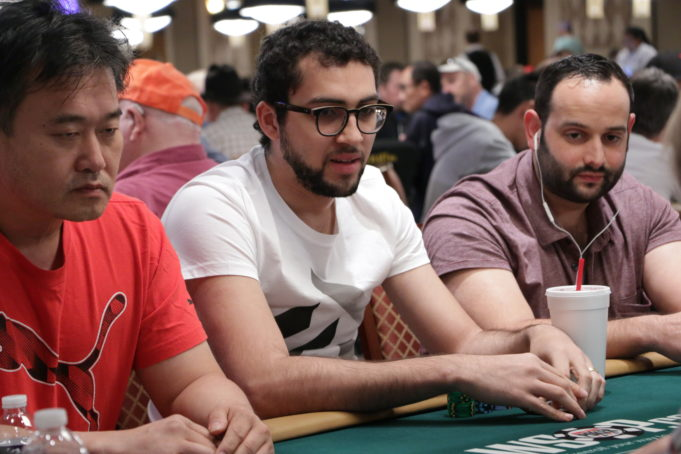 Rafael Moraes - Evento 33 - WSOP