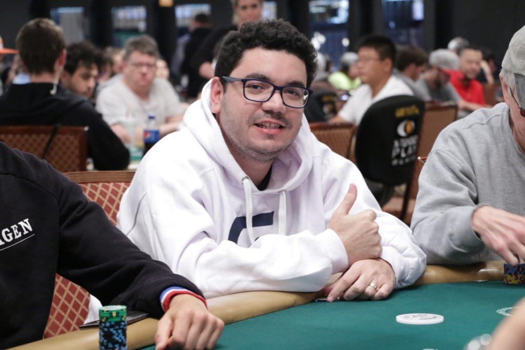 João Bauer - Evento 37 - WSOP