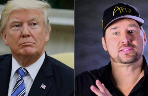 Trump e Hellmuth