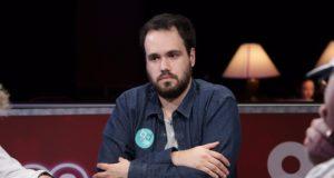 Bernardo Dias - WSOP 2017