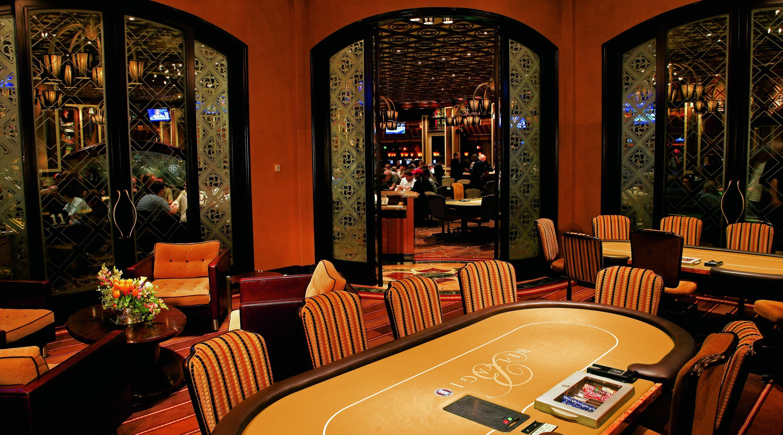 Casino de genting poker room