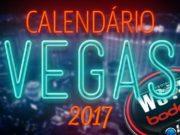 Calendário Las Vegas