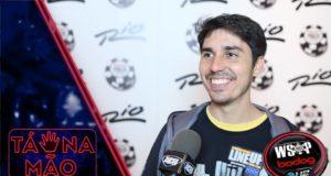 Guilherme Chenaud no Tá na mão - WSOP 2017